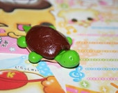 Kawaii Miniature Turtle Figurine