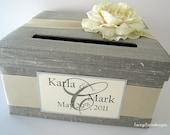 Wedding Card Box Wedding Card Holder Wedding Card Money Box Custom made to order Card Box Money Box