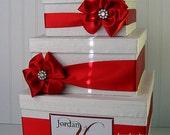 Wedding Card Box, Money Card Box, Gift Card Box, Card Holder - Custom Made