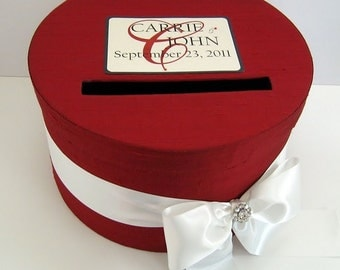 Wedding Card Box, Custom Card Holder - Custom Made