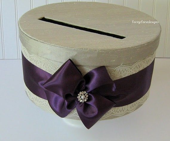 Wedding Planner Gift Box : Wedding Card Box Gift Card Box Money Card BoxCustom Made