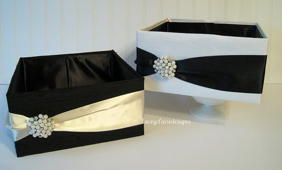 Program and Amenities Box   - Custom Made to your colors