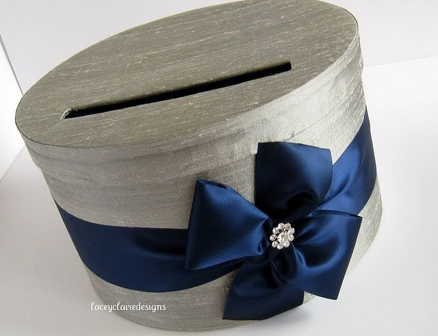 wedding card box money card box reception card box gift card