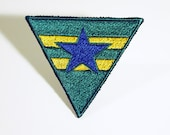 Browncoat Insignia Iron-on Patch - Firefly and Serenity - 3x3 inches