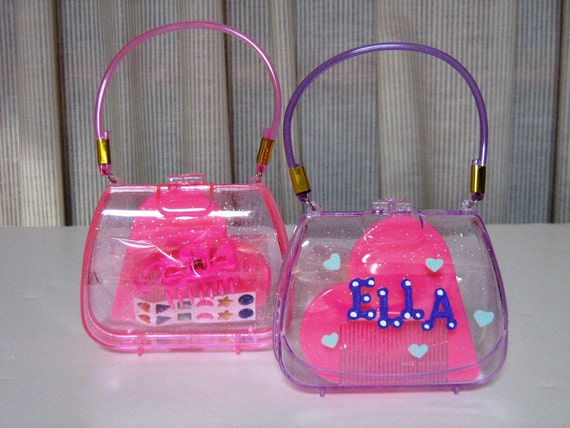 Personalized Filled Girls Purse Party Favor