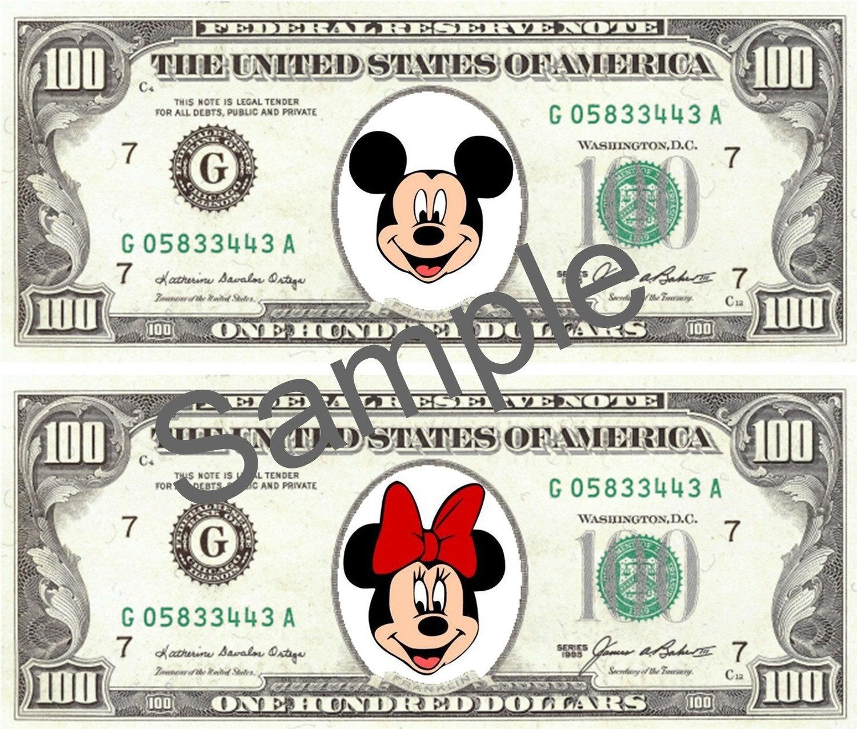 ... play money bills play money template play money printable play money