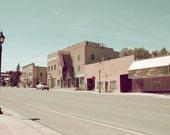 Main Street Eureka - 9X6 Original Fine Art Photograph