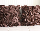 Petal Pillows, your choice of any two