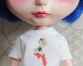 Blythe T-shirt Astro Boy