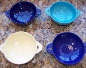 Vintage Fiesta Cream Soup Bowl - SALE