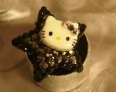 Hello Kitty Midnight Star Ring