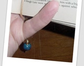 Be Kind to your Book mark - Ribbon & beads
