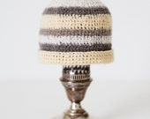 baby chapeau  upcycled cashmere