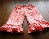 Ruffle Pants Pattern - Easy - Baby Toddler Children