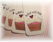Baked with Love Cupcake Tags (6)