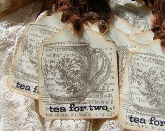 Tea for Two Gift Tags (8)