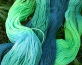ENVY 100g Hand Dyed Merino Sport Knitting Yarn
