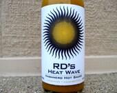 Hot Sauce, Habanero Hot Sauce, Heat Wave Habanero Hot Sauce - 5 oz.