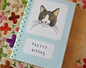 Pretty Kitties Cat Art Zine