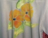 Hand Painted Women's T-shirt