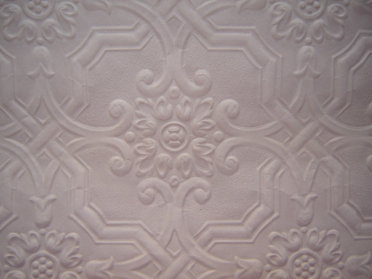 Textured wallpaper paintable ceiling for Embossed wallpaper