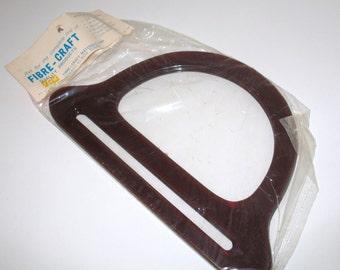 Acrylic Handbag Handles- Vintage Style Purse Handle Set