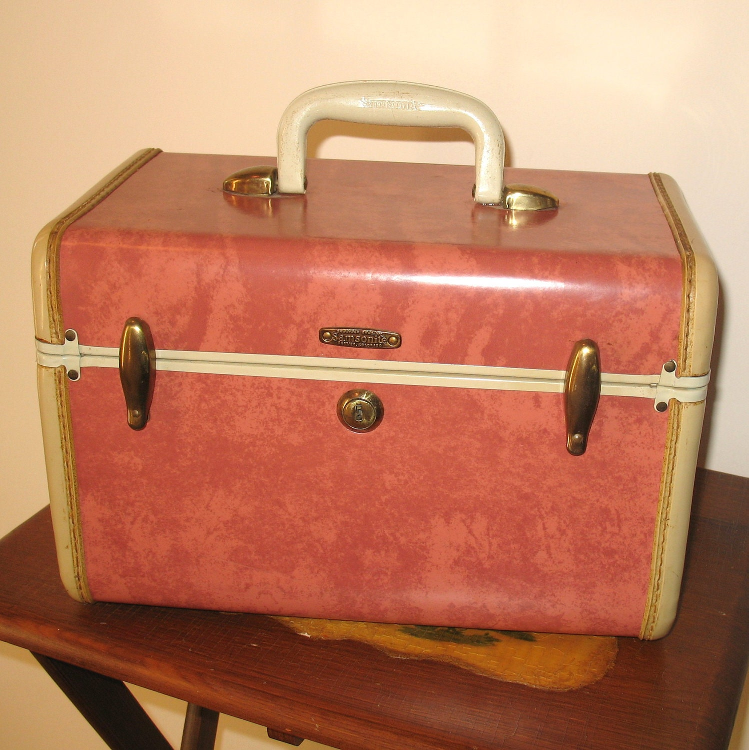 Samsonite Suitcase Vintage | Luggage And Suitcases