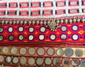 Tribal Bellydance / Indian Rajasthani Banjara Shisha / Beaded Textile Art