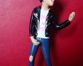 Ramones guy- Punk Brooch Pin