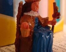 El Santo Nino de Atocha  Brooch Pin - Holy Child