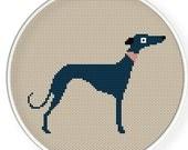 Instant Download,Free shipping,Cross stitch pattern, Cross-StitchPDF,Dog,zxxc0110