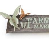 Farmers Market Butterflies