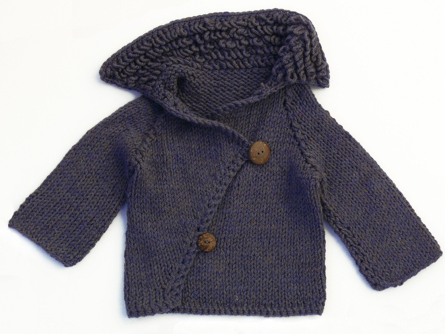 Unusual Knitting Patterns For Toddlers : Unique design unisex baby sweater