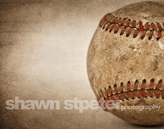 Vintage Hardball Half View Digital Download 300 DPI
