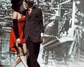 It takes two for tango - Fine Art Photograph