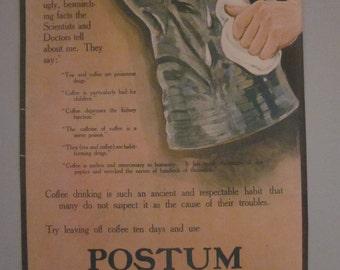 Antique Postum ad
