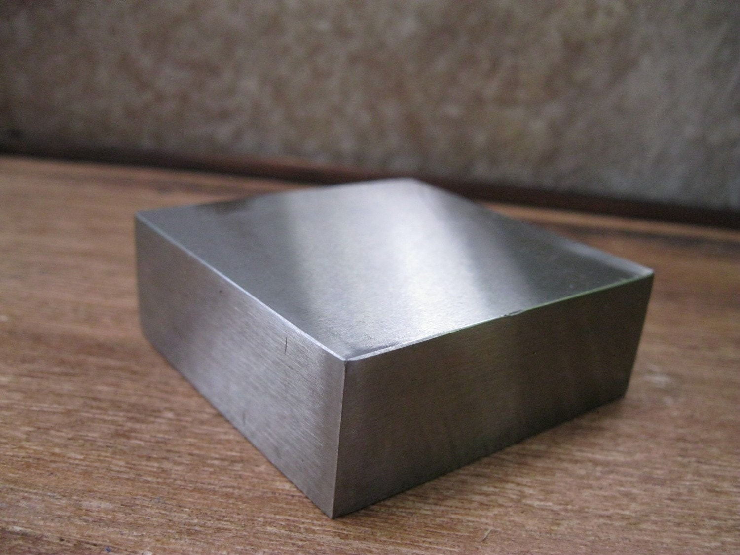 Steel Bench Block For Making Jewelry Stamping Hammering Metal