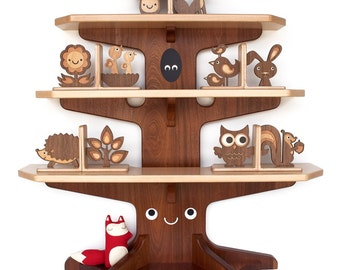 Happy Tree Bookshelf