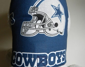 NFL Football DALLAS COWBOYS Harness. Perfect Item for your Cat, Dog or Ferret. all Items are custom made For Your Pet.