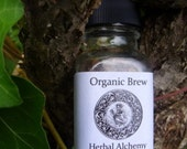 Harvest Moon Herbal Alchemy Incense for Samhain and Divination Rituals