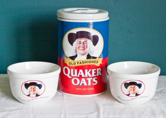 Quaker Oatmeal Collection