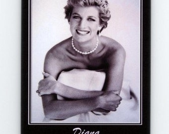 Refrigerator magnet Princess Diana  1