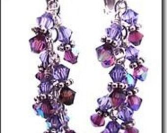Purple Rain, Purple Rain Earrings