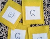 Tooth Fairy Pocket Tooth Fairy Pillow
