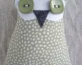 This is Dashwood stuffed owl, plush owl