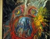 Munchfish Painting