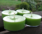 Pine Forest Soy Tea Light Candles