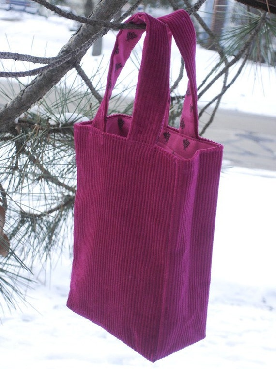Reversible and Reusable Gift Bag