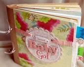 New Parents Baby Girl Journal