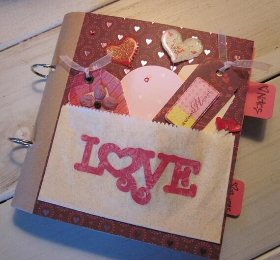 Romance Love Journal/Wedding Guest Book